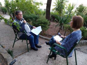 Entrevista Pablo