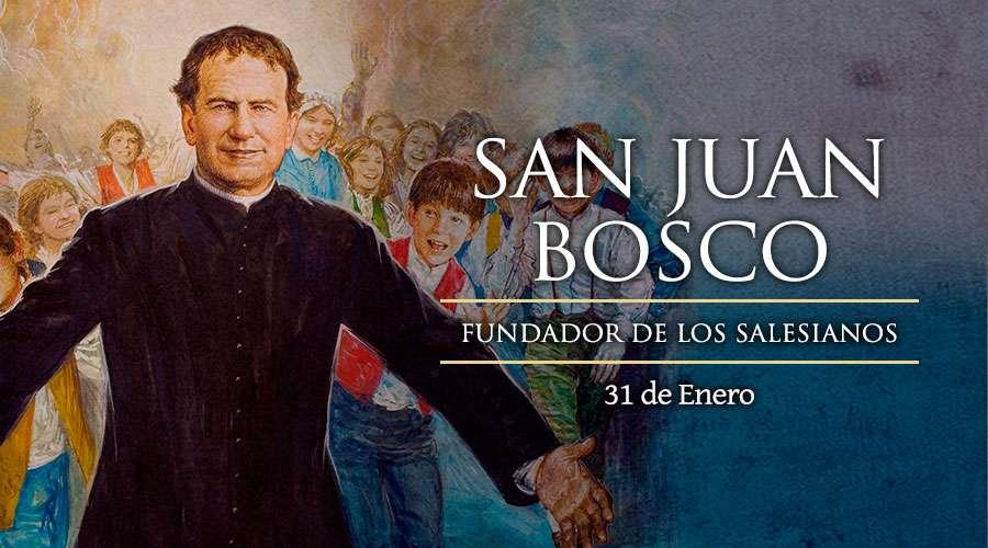 Fiesta Don Bosco