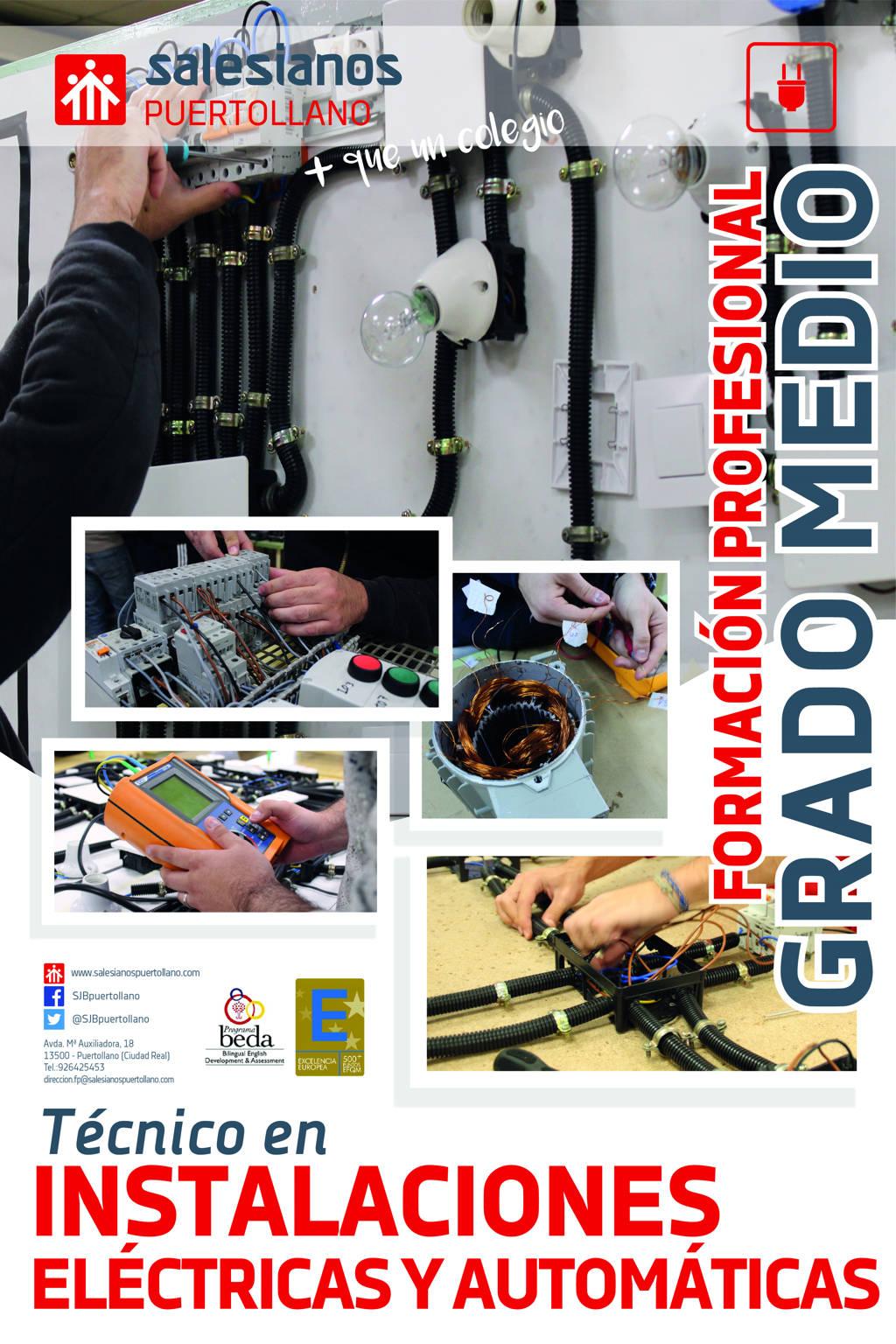 Grado Medio Instalaciones Eléctricas