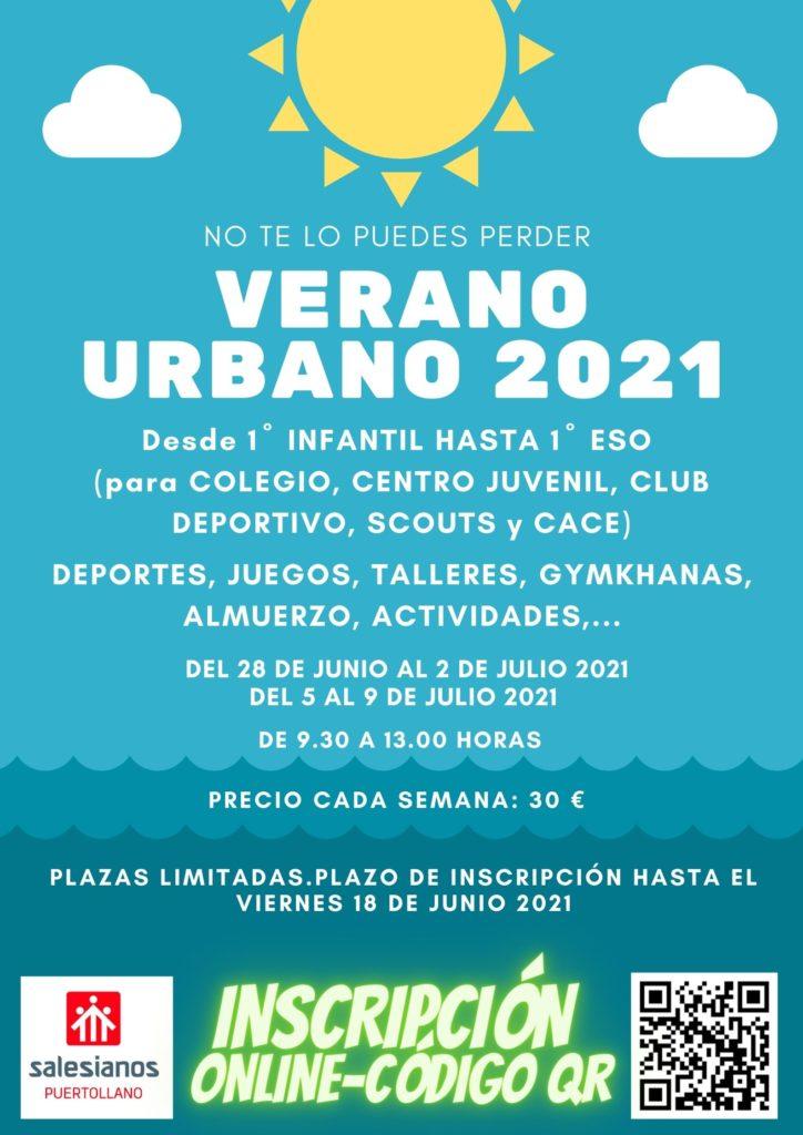 Verano urbano 2021